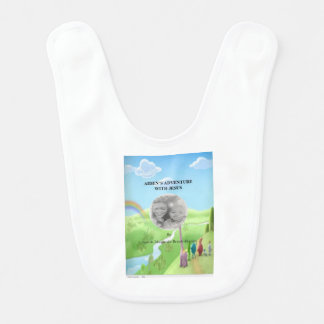 Aiden's Adventure Baby Bib