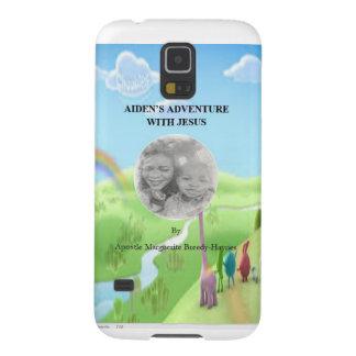 Aiden's Adventure With Jesus S5 Phone case