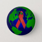 AIDS Awareness for All 6 Cm Round Badge