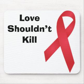 AIDS Awareness Mouse Pads