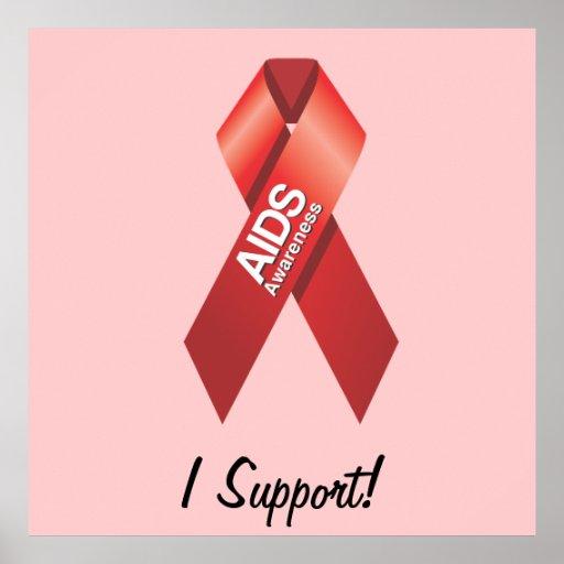 AIDS Awareness Poster