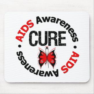 AIDS CURE MOUSE PAD