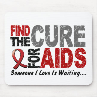 AIDS HIV Find The Cure 1 Mouse Mats