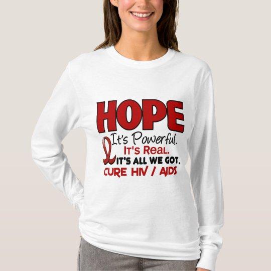 AIDS HIV HOPE 1 T-Shirt
