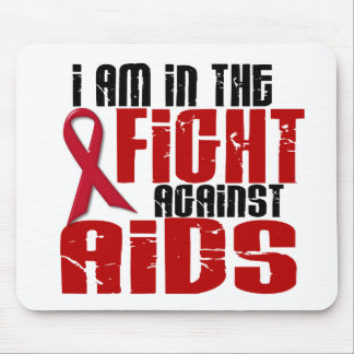 AIDS HIV In The Fight 1 Mouse Mat
