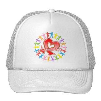 AIDS HIV Unite in Awareness Cap