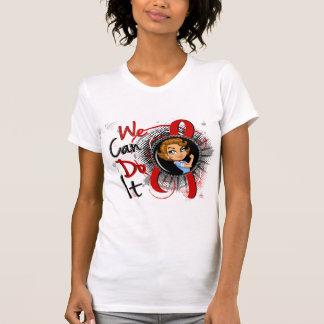 AIDS Rosie Cartoon WCDI Tshirt