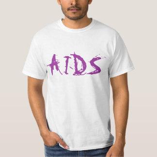 AIDS T-SHIRTS