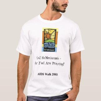 AIDS Walk 2005 T-shirt