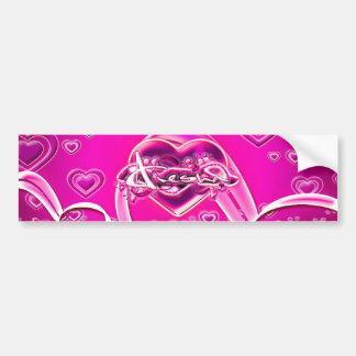 Aiesha Bumper Sticker