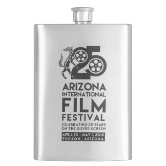 AIFF Spirit flask
