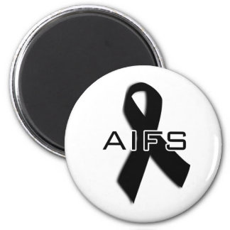 AIFS magnet! 6 Cm Round Magnet