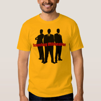 AIG Scumbag Billionaires T Shirt