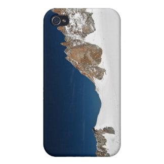 Aiguille du Midi - Mont Blanc 2 iPhone 4 Cases