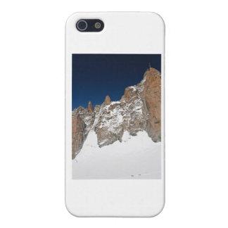 Aiguille du Midi - Mont Blanc iPhone 5/5S Cases