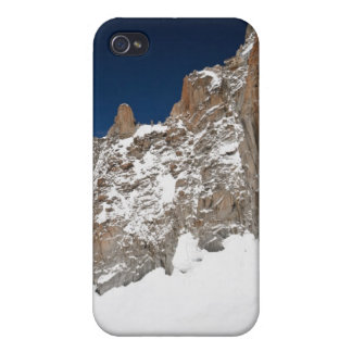 Aiguille du Midi - Mont Blanc iPhone 4 Cover