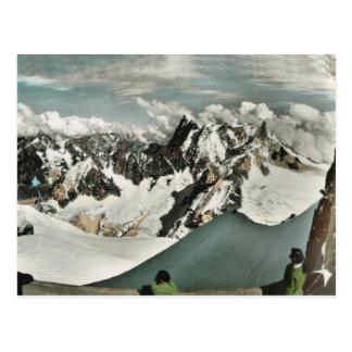 Aigulle du Midi 1 Postcard