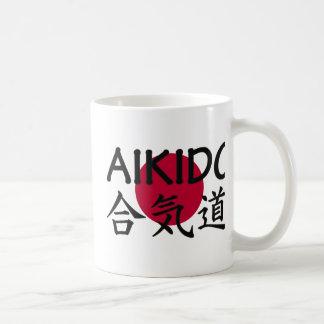 Aikido Japanese Martial Art Coffee Mug
