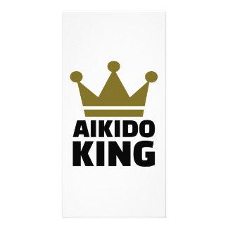 Aikido King Photo Greeting Card