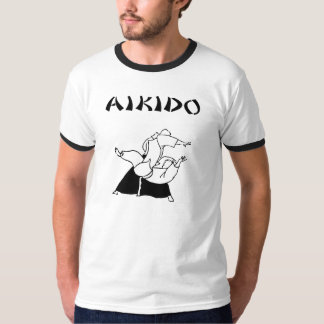 Aikido martial arts technique T-Shirt