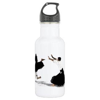 Aikido nage 532 ml water bottle