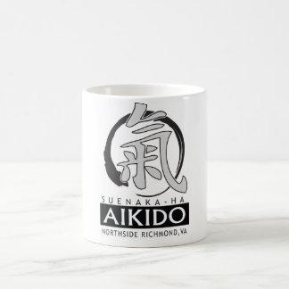 Aikido Northside  15oz Coffee Cup Basic White Mug