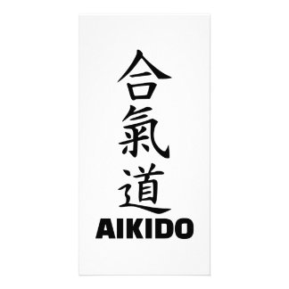 Aikido Photo Cards