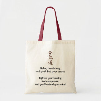 Aikido principles bags