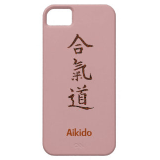 Aikido principles iPhone 5 cover
