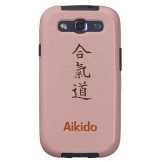 Aikido principles samsung galaxy SIII case
