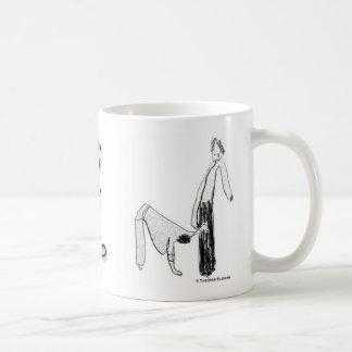 Aikido - Sankyo Basic White Mug