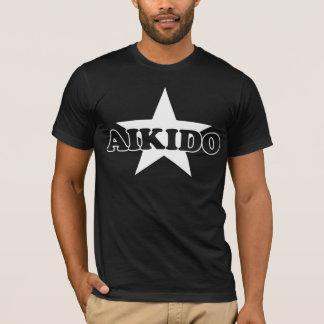 Aikido Star T-Shirt