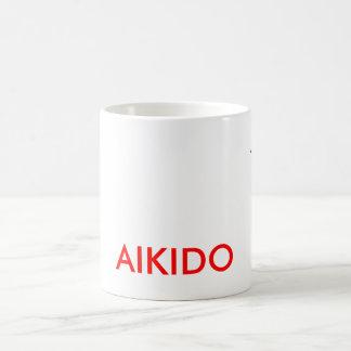 AikidoKanji, AIKIDO COFFEE MUG