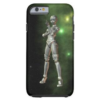 aikobot & stars tough iPhone 6 case