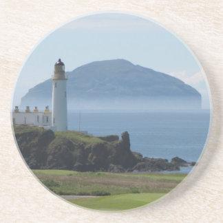 Ailsa Craig, Turnberry Lighthouse Coaster