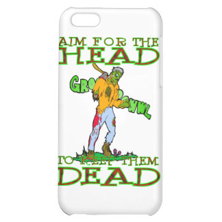 AIM for the HEAD Case For iPhone 5C