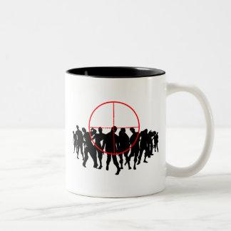 Aim for the Head - mug