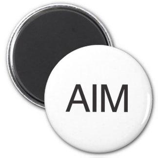 Aim Refrigerator Magnets