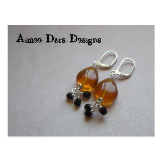 Aimee Dars Designs Postcard