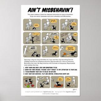 Ain t Misbehavin poster