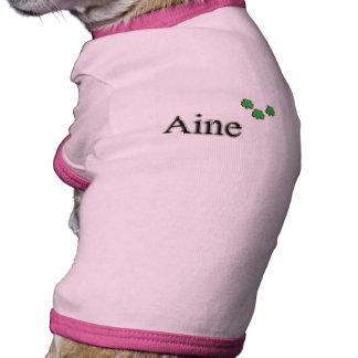 Aine Irish Pet Shirt