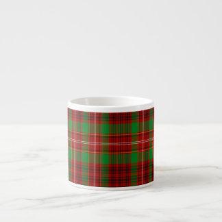 Ainslie Scottish Tartan Espresso Cup