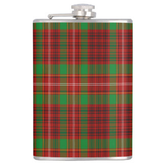 Ainslie Scottish Tartan Flask