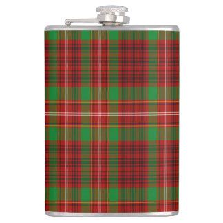 Ainslie Scottish Tartan Hip Flask
