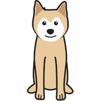 Ainu Dog Cartoon Cut Outs