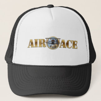 Air Ace Logo Trucker Hat