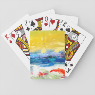 Air Apparent I Playing Cards