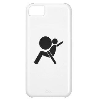 Air Bag Pictogram iPhone 5C Case