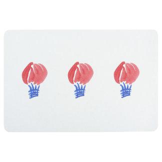 Air Balloon Floor Mat