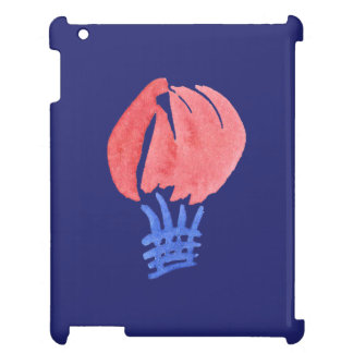 Air Balloon Glossy iPad Case